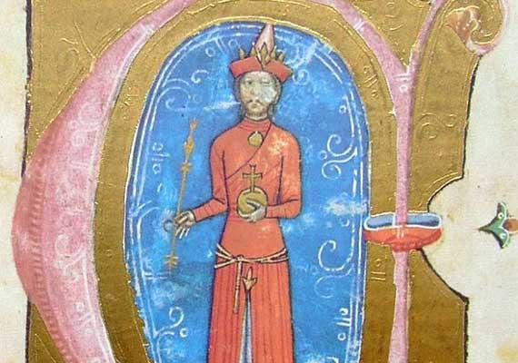 IV. László