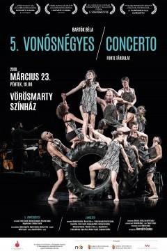 5. vonósnégyes / Concerto