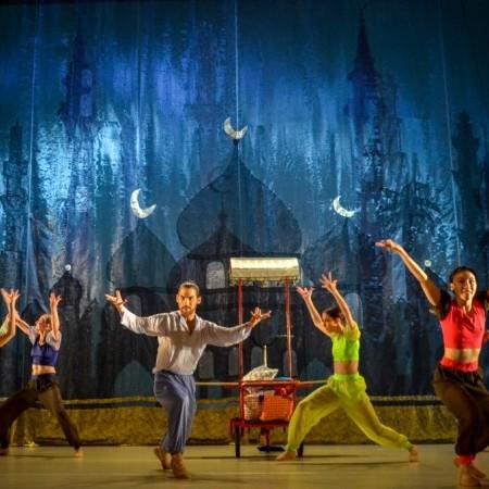 Aladdin (Székesfehérvári Balett Színház)